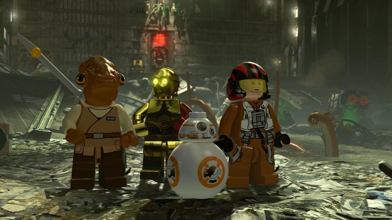 Immagine di LEGO Star Wars: il risveglio della forza